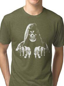 grim reaper disturbd Tri-blend T-Shirt