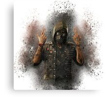 Watch dogs 2, Dedsec Canvas Print