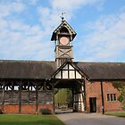 Arley Hall Clock Tower by AnnDixon