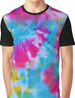 Tie Dye 4 Graphic T-Shirt