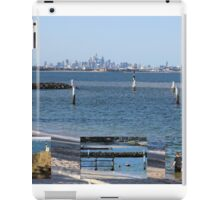 View of the bay, from the shops...... iPad Case/Skin