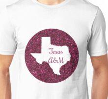 Texas A&M Circle Unisex T-Shirt