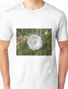 Bindweed Flower Unisex T-Shirt
