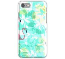 Somewhere In The Tropics iPhone Case/Skin