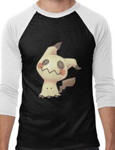 Mimikyute~! Men's Baseball ¾ T-Shirt