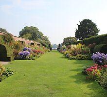 Arley Hall Walled Garden by AnnDixon