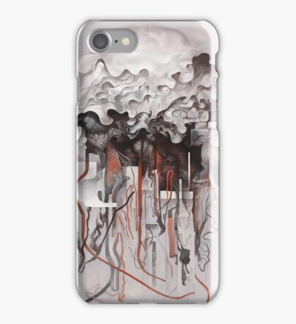 The Unfurling Dreamer iPhone Case/Skin