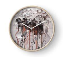 The Unfurling Dreamer Clock