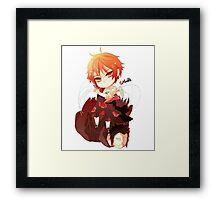 SASORI Framed Print