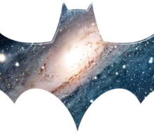 Bat Stars Sticker