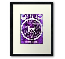 Ouija - Psychedelia  Framed Print