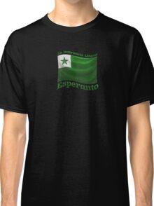 Esperanto Flag Classic T-Shirt