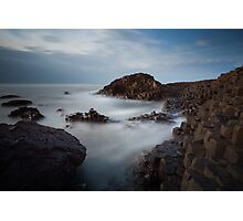 Giants Causeway, Ireland Photographic Print