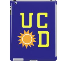 UC Sunnydale (accurate artwork) iPad Case/Skin
