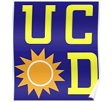 UC Sunnydale (accurate artwork) Poster