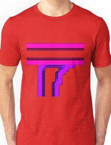 Tube Colors #4.14 No Background Unisex T-Shirt