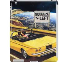 Squeeze Left iPad Case/Skin