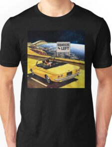 Squeeze Left Unisex T-Shirt