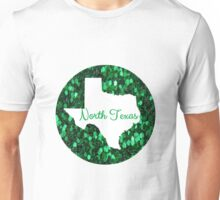 University of North Texas Circle Unisex T-Shirt