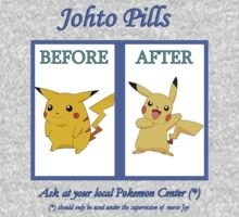 Johto Pills, fat is off! by Chronotaku