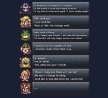 Chrono Trigger Quotes by Chronotaku