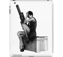 Assassin Girl iPad Case/Skin