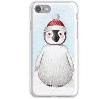 Cute Little Penguin iPhone Case/Skin