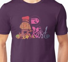 Super Mario Kart Drive Crossover Unisex T-Shirt