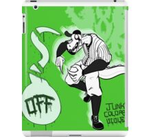 Bad Batter - Junky Colors & Violence iPad Case/Skin