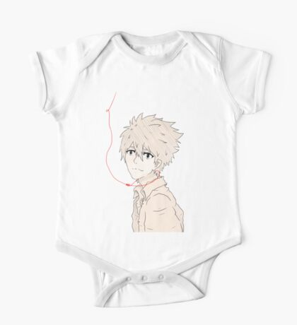 the red thread of fate ve.2 One Piece - Short Sleeve