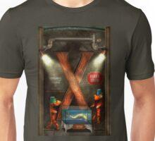 Steampunk - Alphabet - X is for Xenobiology Unisex T-Shirt