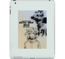 Peace is but an Illusion  iPad Case/Skin