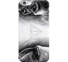 Harry vs Voldemort iPhone Case/Skin