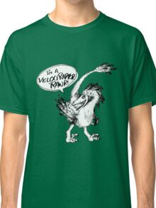 Velociraptor, Rawr Classic T-Shirt