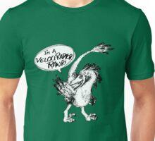 Velociraptor, Rawr Unisex T-Shirt