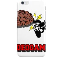 VIDEOGAMES T-SHIRT iPhone Case/Skin