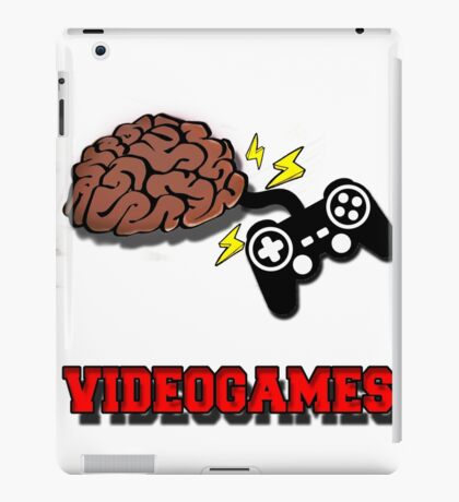 VIDEOGAMES T-SHIRT iPad Case/Skin