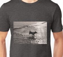 Skipping Waves Unisex T-Shirt