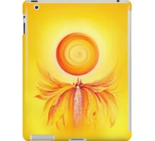 """""""Waterfall"""" from series """"Angel's Town"""" iPad Case/Skin"""