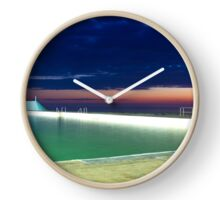 Newcastle Ocean Baths Clock