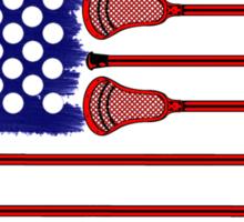 Lacrosse AmericasGame Sticker