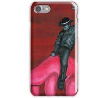 Chacha Squatch iPhone Case/Skin
