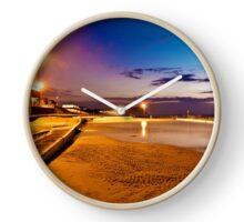 Merewether Ocean Baths Early Start Clock