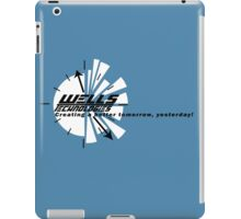 Wells Technology iPad Case/Skin