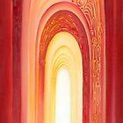 The Gate of Light by Anna Miarczynska