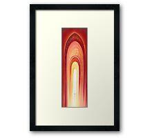 The Gate of Light Framed Print