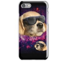 cool space dog iPhone Case/Skin