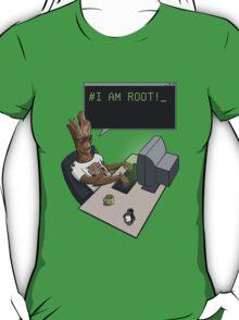 I am Root! T-Shirt