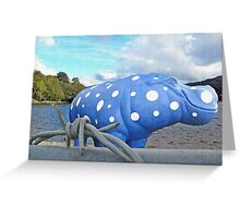 Protect Local Wildlife Greeting Card