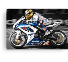 Guy Martin Canvas Print